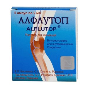 Injections Alflutop